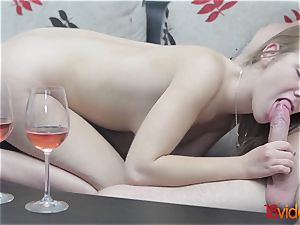 legal Videoz - Alexis Crystal - Morning coffee and hookup