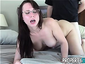 sugary Aidra Fox pulverizes her kinky customer