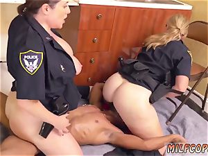 Russian mummy buttfuck and blond fledgling testicle tonic pie ebony male squatting in home gets our