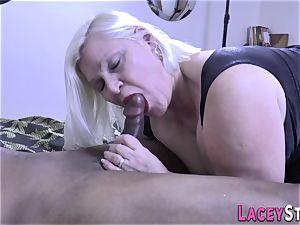 titfucking Lacey Starr