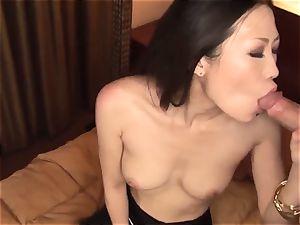 asian hard-core by naked beauty Yui Komine