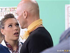 Callie Calypso boinks her singing tutor