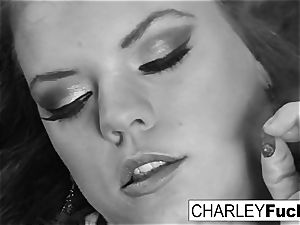 Charley and her gf smoke and have a lil' fun