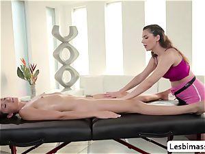 huge-chested honey Valentina Nappi likes scissor boinking Avi love