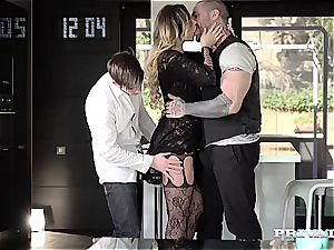 bubble booty Anna Polina Gets screwed stiff