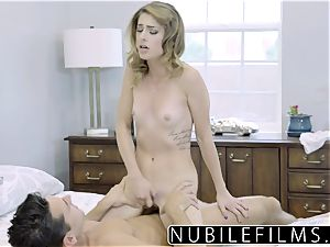 NubileFilms - Day Dreaming About salami Till She cums