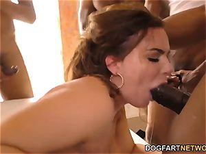 assfuck honey Natasha ultra-cute Takes big black cock dp