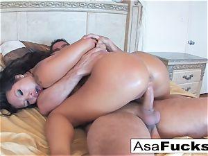 Asa's hard penetrate to remember