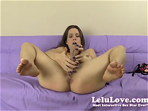 obedient inexperienced lady slaps herself and dildo pound