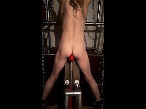 RachelSexyMaid - 12 - dungeon space Standing punishment
