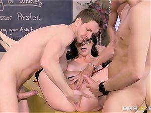 Chanel Preston smashed in every hole