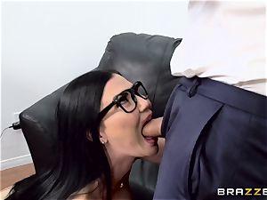 stiffy gagging british honey Jasmine Jae smashed in her donk