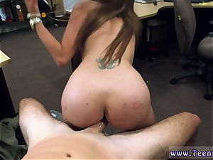 accomplice instructs suck off insatiable breezy brought in a gun, she still got penetrated