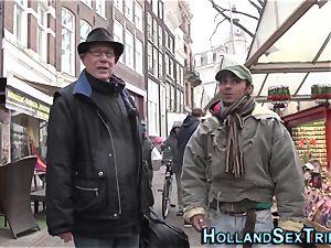 Dutch prozzie rails lollipop